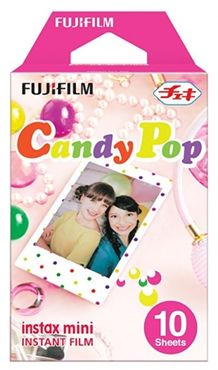 Fujifilm Instax Mini Film Candypop Single