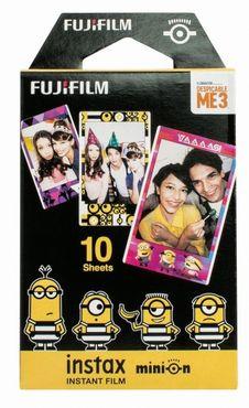Fujifilm Instax Mini Film Minion DM3