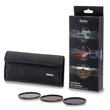 Hama Graufilter-Set 76901 ND8, ND64, ND1000 67mm