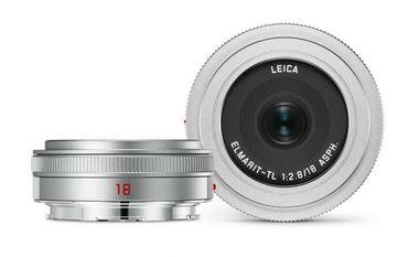 LEICA ELMARIT-TL 18mm f2.8 ASPH. silbern