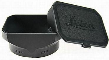Leica Gegenlichtblende mit Deckel für M 1:2,5/ 35 + 50mm