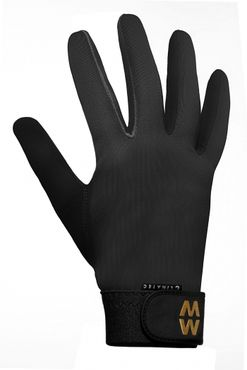 MacWet Gloves Climatec Handschuhe mit langer Manschette schwarz 7cm