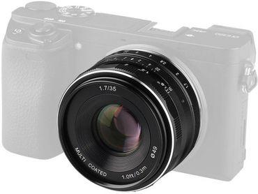 Meike 35mm f1,7 Sony E Mount