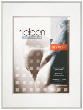 Nielsen Pixel Alurahmen 21x30 silber matt