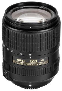 Nikon AF-S 18-300mm 1:3,5-6,3 DX G ED VR
