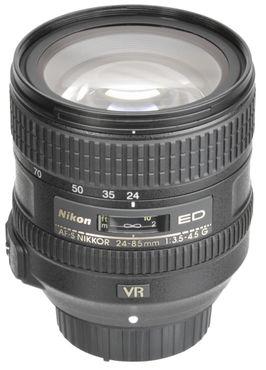 Nikon AF-S 24-85mm 1:3,5-4,5 G VR