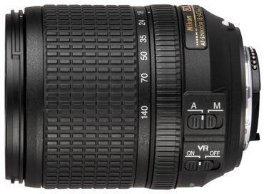 Nikon AF-S Nikkor 18-140mm 1:3,5-5,6 DX G ED VR