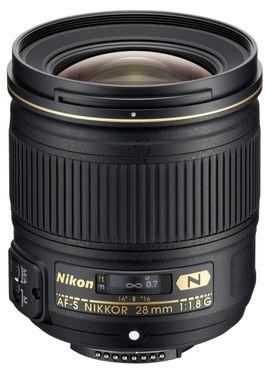 Nikon AF-S Nikkor 28mm 1:1,8 G