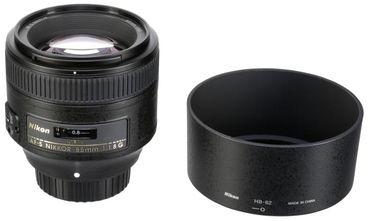 Nikon AF-S NIKKOR 85mm 1:1,8 G
