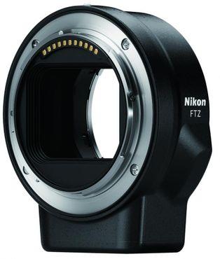 Nikon FTZ Bajonettadapter