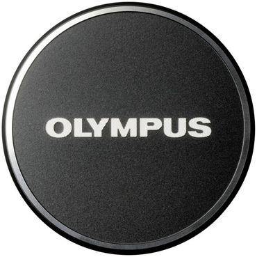 Olympus Objektivdeckel LC-48B schwarz für M. Zuiko 17mm