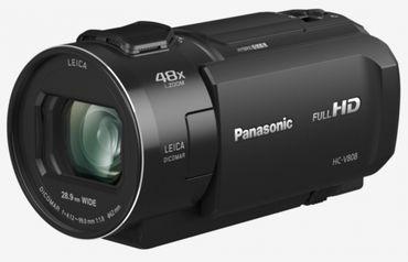 Panasonic HC-V808 schwarz