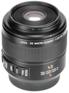 Panasonic Leica DG Makro-Elmarit 45mm 1:2,8 OIS