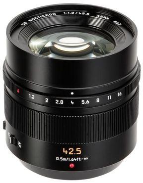 Panasonic Leica DG Nocticron 42,5mm 1:1,2 Asph. OIS