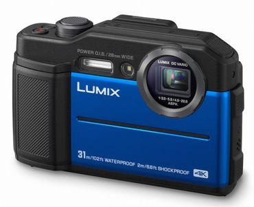 Panasonic Lumix DC-FT7 blau