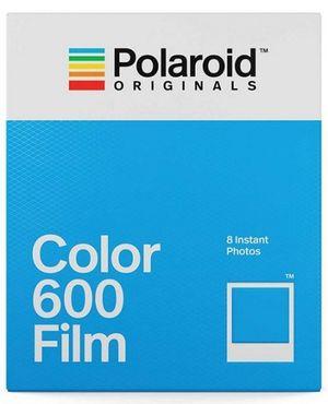 Polaroid Color Film für 600