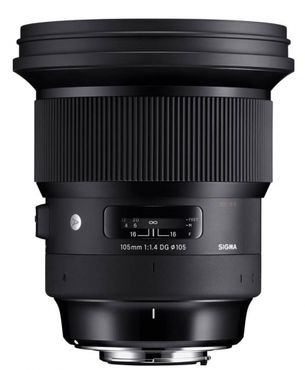 Sigma 105mm 1,4 DG HSM Sony-E