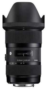 Sigma 18-35mm 1:1,8 DC HSM Sony AF