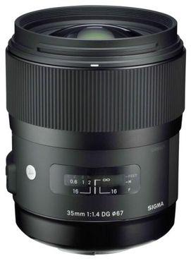 Sigma 35mm 1:1,4 DG HSM für Canon