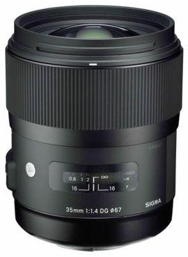 Sigma 35mm 1:1,4 DG HSM für Sony