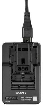 Sony Ladegerät BC-QM1