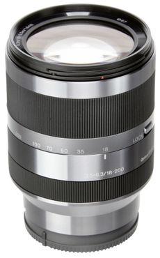 Sony SEL 18-200mm 1:3,5-6,3 E-Mount NEX System