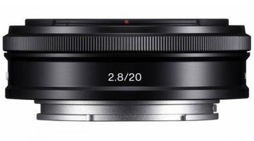 Sony SEL 20mm 1:2,8
