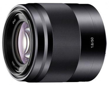 Sony SEL 50mm 1:1,8 schwarz