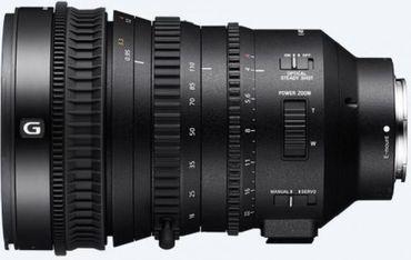Sony SEL-P 18-110mm f4,0 G OSS PZ