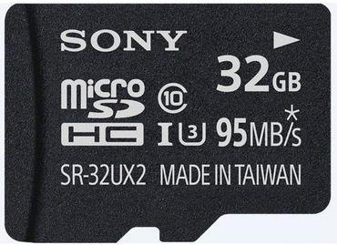 Sony SR32UXA microSDHC 32GB HighSpeed UXA-Serie Class10
