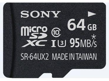 Sony SR64UXA microSDXC 64GB HighSpeed UXA-Serie Class10
