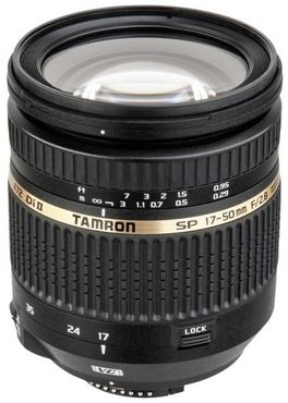Tamron 17-50mm 1:2,8 XR Di II VC Canon AF