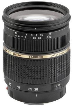 Tamron 28-75mm 1:2,8 SP XR Di LD Asp IF Makro Canon AF
