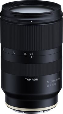 Tamron 28-75mm f2,8 Di III RXD Sony E-Mount