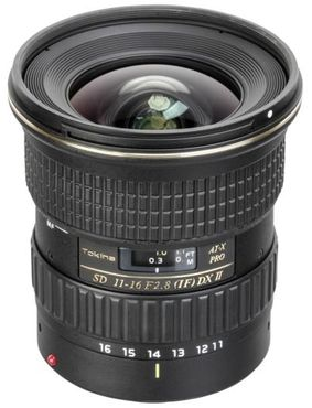 Tokina AT-X 11-16mm 1:2,8 Pro DX II Canon