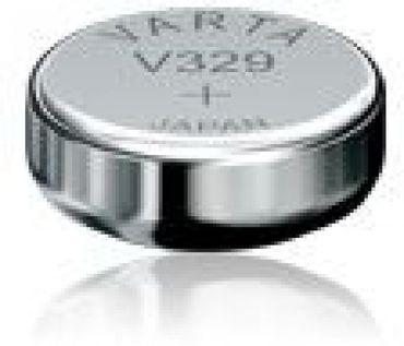 VARTA V 329 Uhrenbatterie