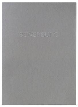 Walther Bewerbungsmappe grau BW100D