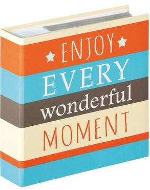 Walther ME-337E Memo-Album Moments Enjoy 200x10X15