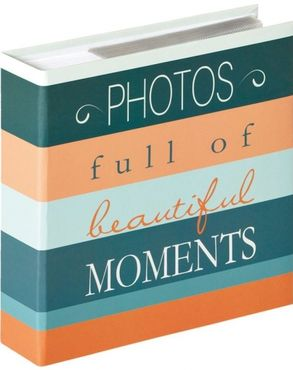 Walther ME-337P Memo Einsteckalbum Moments Photos 200x10x15cm
