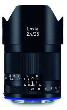 ZEISS Loxia 25mm f2,4 Sony E-Mount